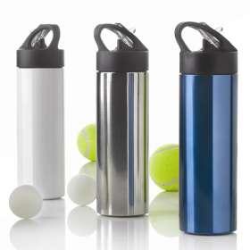 450ml Straw Sports Bottles