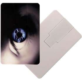 4GB Express USB Flashdrive Credit Cards