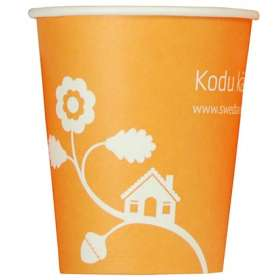 4oz Single Wall Paper Cups