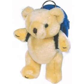 5 Inch Honey Bear With Rucksack