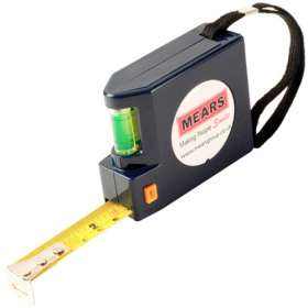 5M Spirit Level Tape Measure