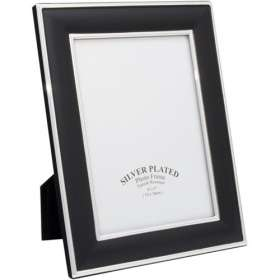 5 x 7 Inch Black Photo Frames