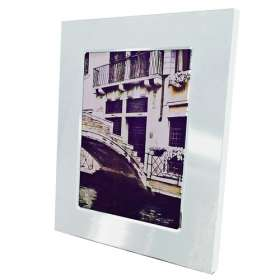 5 x 7 Silver Plated Photo Frames