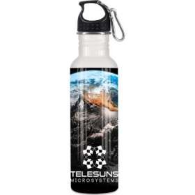 750ml Full Colour Metal Sport Bottles