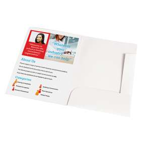 A4 Presentation Document Wallets