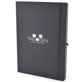 A4 Soft Touch PU Notebooks