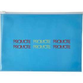 A4 Transparent PVC Document Bags