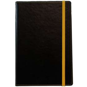 A5 Colour Contrast PU Notebooks