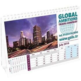 A5 Easel Calendars