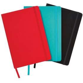 A5 Hardbacked Notebooks