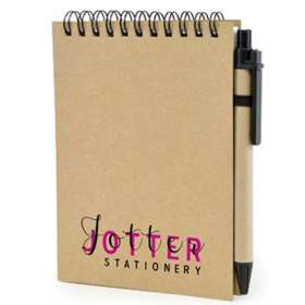 Product Image of A6 Recycled Wiro Bound Note Pads