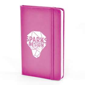 A6 Soft Touch PU Notebooks