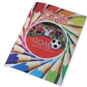 Product Image of A6 Sticker Activity Books