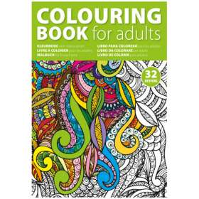 Product Image of Anti Stress Colouring Books