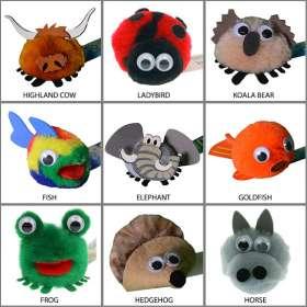Animal Message Bugs