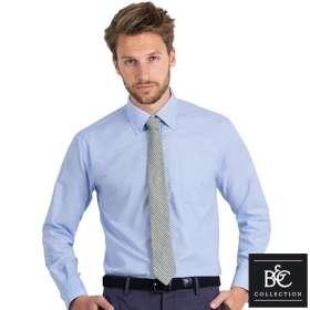 B and C Mens Long Sleeve Shirts