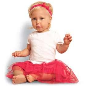 Baby Rib Short Sleeve T Shirts