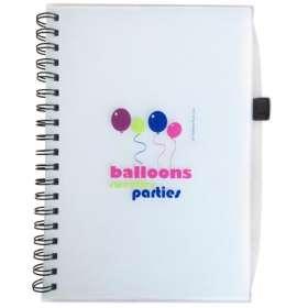 BiC Large Wiro Bound Notebooks