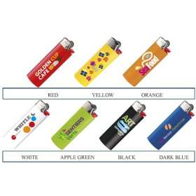 BiC Lighters - extra images