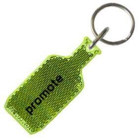 Bottle Reflector Keyrings