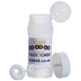 Bubble Blower Pots