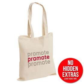 Product Image of Cotton Tote Shopping Bags