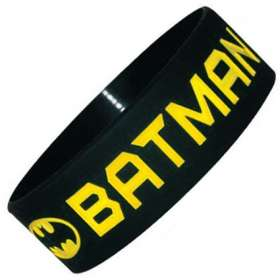 Childs Extra Wide Silicon Wristbands