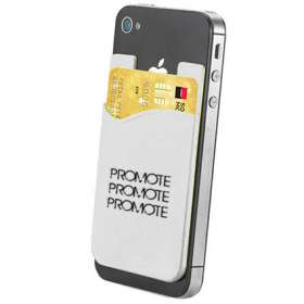 Express Sticky Phone Card Holders