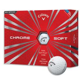 Product Image of Callaway Chrome Soft Golf Balls