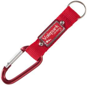 Product Image of Full Colour Carabiner Keyrings