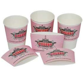 Card Paper Cup Sleeves