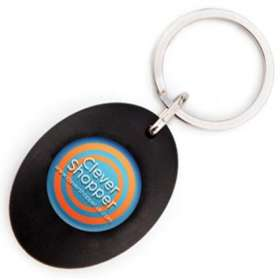 Product Image of Carro Trolley Coin Keyrings