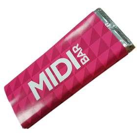 Midi Chocolate Bars 50g