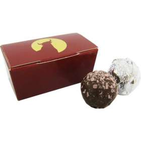 Chocolate Truffle Duo Boxes
