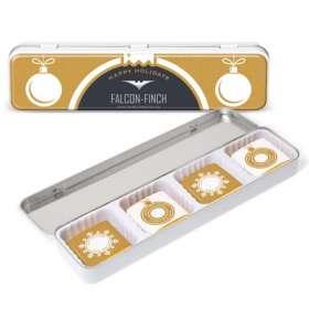 Product Image of Christmas Neapolitan Chocolate Tins