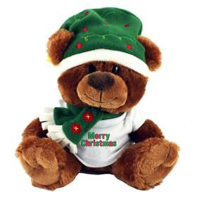 Christmas Teddy Tee Shirt Bears