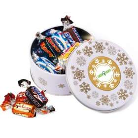 Christmas Treat Tins