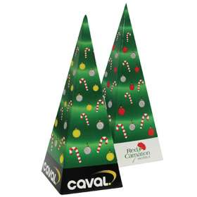 Product Image of Christmas Tree Sweet Boxes