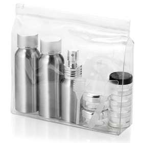 Clear Travel Toiletry Pouches