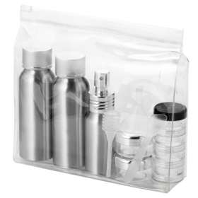 Airline Approved Alu Bottle Set