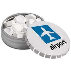 Shaped Mints Click Clack Tins