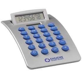 Coloured Button Calculators