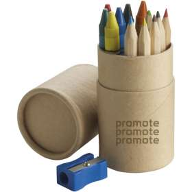 Colouring Tubes with Sharpener