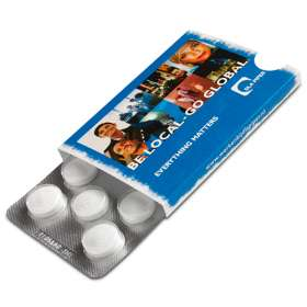 Compli Mints Blister Packs