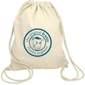 Product Image of Cotton Drawstring Back Pack