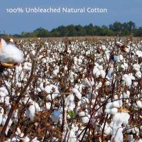 Natural Large Cotton Pouch