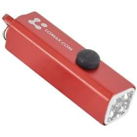 Cuboid LED Keyrings