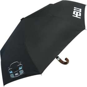 Deluxe Woodcrook Telescopic Umbrellas