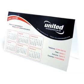 Free Standing Desk Calendars