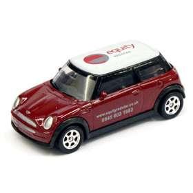 Die Cast Mini Cooper Toy Cars